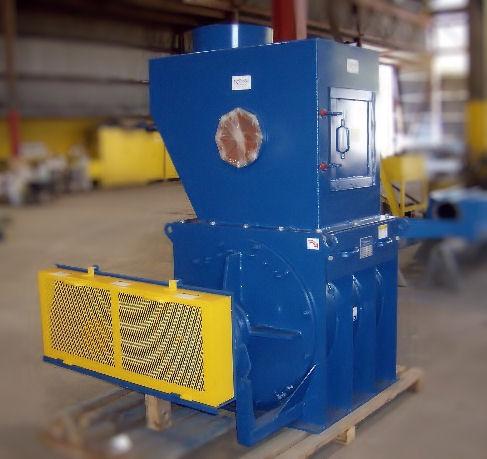 Machined Rotary Airlock